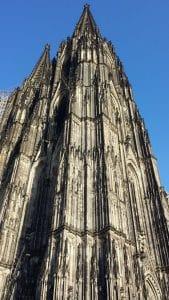Dom in Köln am Rhein