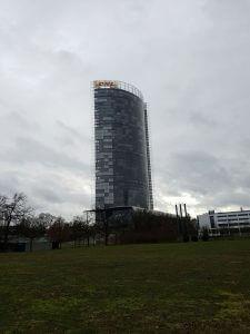 Reisen / Köln / DHL Tower