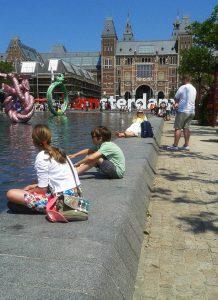 Reisetipp Museum Amsterdam bei der Beginn von Amsterdam