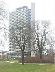 Unicef Building in Köln