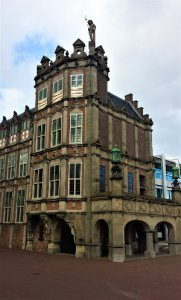 Arnheim Maarten van Rossumshuis, Duivelshuis, bei Drachenwolke Geschichten