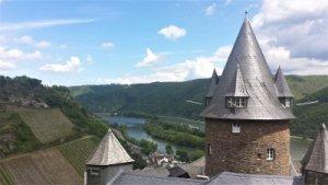 Bacharach am Rhein bei Drachenwolke Geschichten