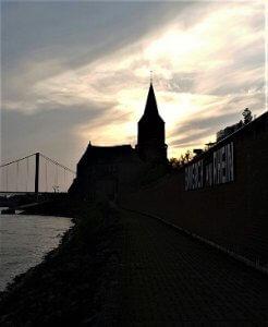 Emmerich am Rhein bei Drachenwolke Geschichten