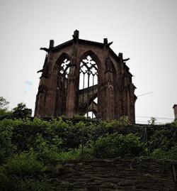 Wernerkapelle in Bacharach bei Drachenwolke Geschichten