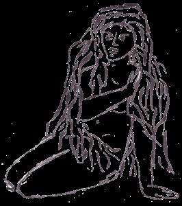 Loreleylied - Sage von der Loreley am Rhein, Loreley und der Teufel , bei Drachenwolke Geschichten