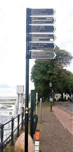 Deventer an der Ijssel Rhein bei Drachenwolke Geschichten