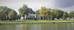 Ijsselhotel in Deventer an der Ijssel bei Drachenwolke Geschichten