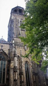 Lebuinuskirche in Deventer bei Drachenwolke Geschichten