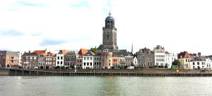 Deventer an der IJssel / Rhein bei Drachenwolke Geschichten