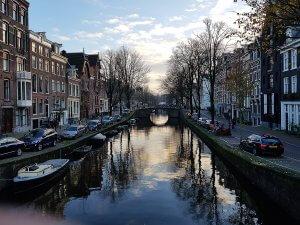 Grachten Amsterdam bei Geschichten und Sagen von der Drachenwolke