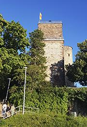 Turm auf dem Turmberg Durlach