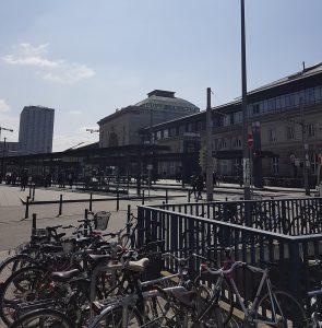 Mannheim am Rhein - Hauptbahnhof