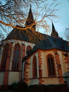 St. Martin in Bingen am Rhein bei Drachenwolke Geschichten und Infos, Sagen und Legenden rund um den Rhein