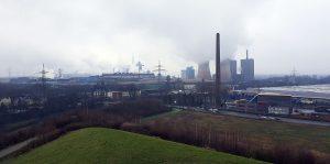 BEFESA in Angershausen Stahl Recycling/ Duisburg Industriekultur