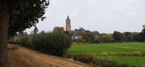 Sicht auf Amerongen - ein Reisetipp für den Niederrhein