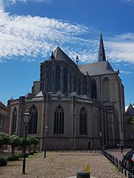 Bovenkerk, die größte Kirche im niederländischen Kampen