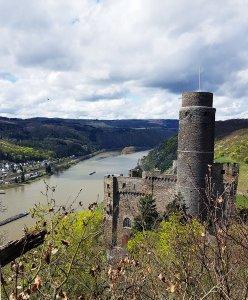 Burg Katz und Maus bei Drachenwolke Geschichten und Infos rund um den Rhein