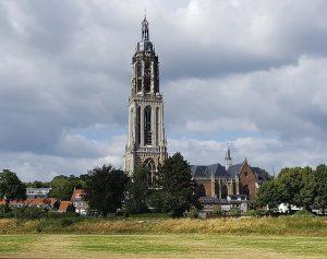 Cunera Kirche in Rhenen am Rhein