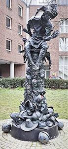 Hoppeditz Denkmal Düsseldorf