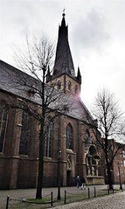 St. Lambertuskirche in Düsseldorf