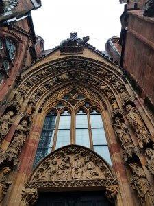 Dom in der Nibelungen Stadt Worms bei Drachenwolke Geschichten und Sagen Legenden und Infos rund um den Rhein
