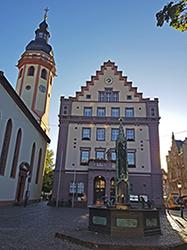 Rathaus Durlach