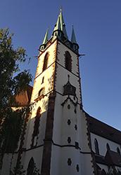St. Peter und Paul Kirche in Durlach