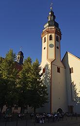 Stadtkirche Durlach