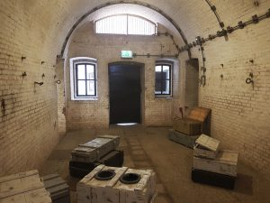 Ausflugstipp Fort Pannerden, Escape Room
