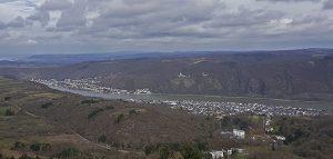 Traumschleife Rundwanderweg Fünfseenblick Ausblick vom Aussichtsturm