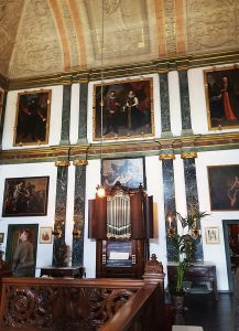 Schloss Galerie Amerongen Pierre Cuypers