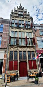 Gotische Haus in Kampen
