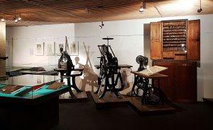 Gutenbergmuseum Mainz bei Drachenwolke Geschichten und Legenden und Sagen rund um den Rhein