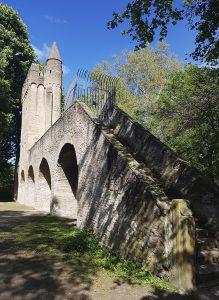 Heidentürmchen der alten Stadtmauer von Speyer