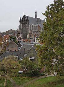 Sehenswürdigkeiten Leiden Hooglandse Kerk