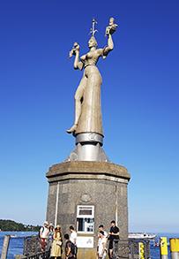 Imperia im Hafen von Konstanz