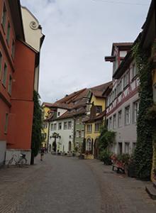 """Innenstadt von """"Mersburg"""""""
