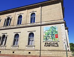 Staatliche Kunsthalle in Karlsruhe