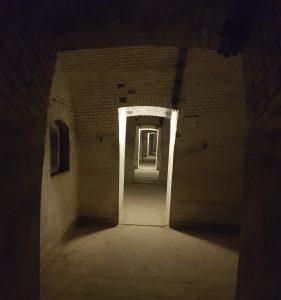 Ausflugstipp Fort Pannerden, Kassematte