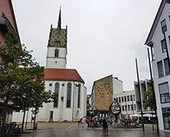 Katholische Pfarrkirche St Nikolaus in Friedrichshafen
