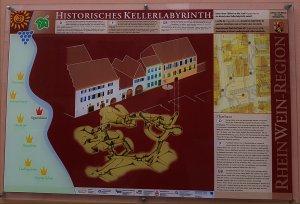 Labyrinth Oppenheim bei Drachenwolke Geschichten, Sagen und Legenden rund um den Rhein