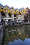 Kubushäuser in Rotterdam bei Drachenwolke Geschichten