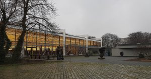 Lehmbruck Museum in Duisburg am Rhein / Duisburg Industriekultur