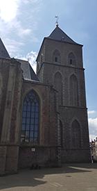 Lieve Vrouwenkerk - Kirche in Kampen