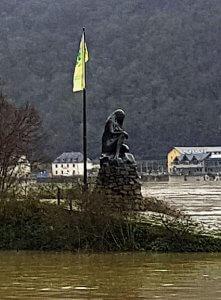 Loreley vom Rhein - eine Sage bei Drachenwolke Geschichten
