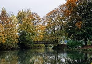 Luisenbrücke im Kermisdahl