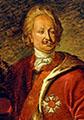 Porträt Karl Wilhelm / Gründung Karlsruhe