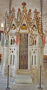 Mauritiusrotunde im Münster von Konstanz