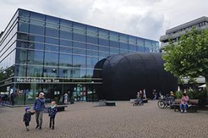 Medienhaus / Kunsthalle in Friedrichshafen