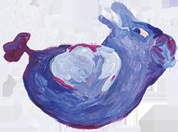 Drachenwolke Gufu Munka, der Feuerball, Geschichte für Kinder
